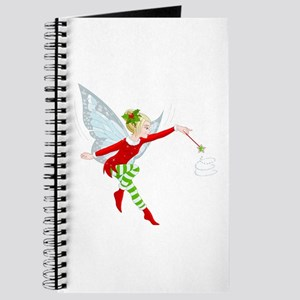 Holiday Fairy Journal