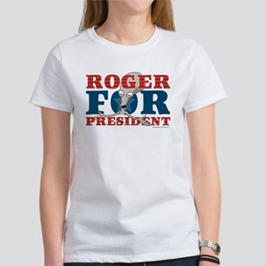 Roger for President Women's T-Shirt