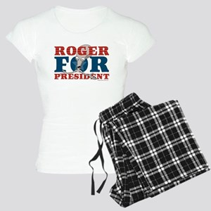 Roger for President Women's Light Pajamas