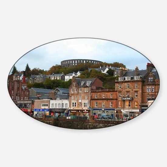 Oban, Scotland Decal