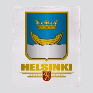 Helsinki Throw Blanket