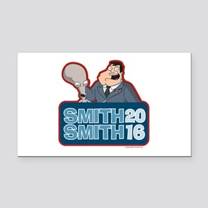 Smith Smith 2016 Rectangle Car Magnet