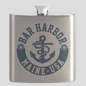 Bar Harbor Flask