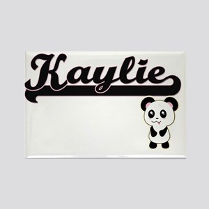 Kaylie Classic Retro Name Design with Pand Magnets