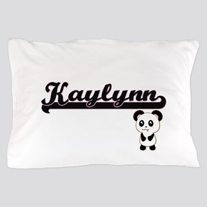 Kaylynn Classic Retro Name Design with Pillow Case