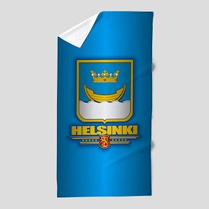 Helsinki Beach Towel