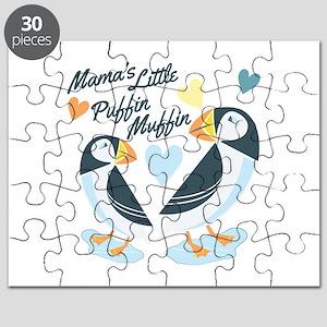 Puffer Muffin Puzzle