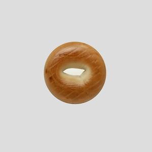 Bagel Mini Button