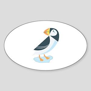 Puffin Sticker