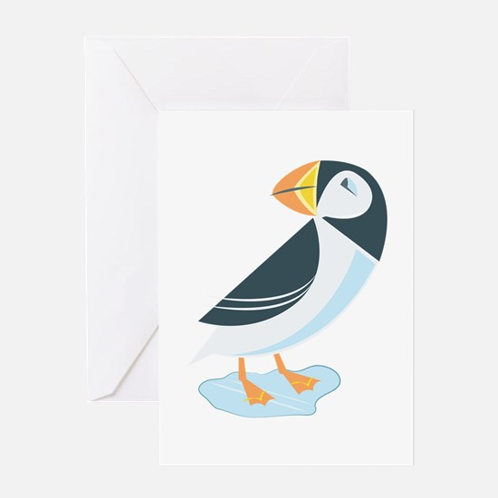 Puffin Greeting Cards