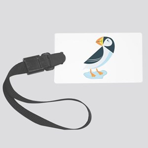 Puffin Large Luggage Tag