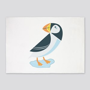 Puffin 5'x7'Area Rug
