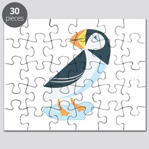 Puffin Puzzle