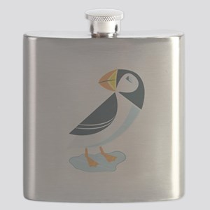 Puffin Flask