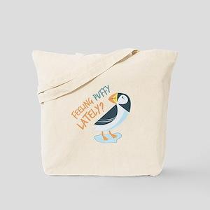 Feeling Puffy Tote Bag