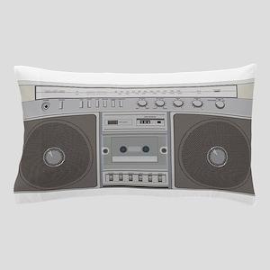 Boombox Radio Pillow Case