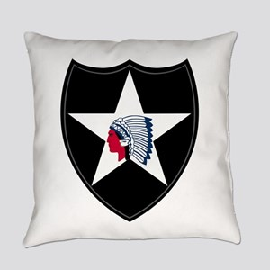 2nd Infantry Everyday Pillow