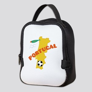 Portugal Neoprene Lunch Bag
