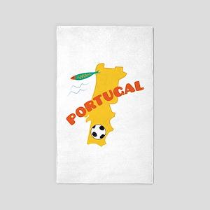 Portugal Area Rug