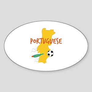 Portuguese Sticker