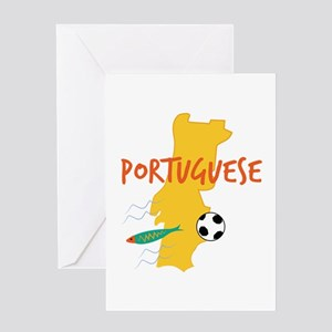 Portuguese Greeting Cards