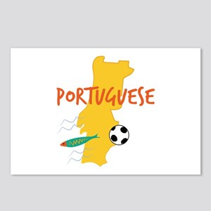 Portuguese Postcards (Package of 8)