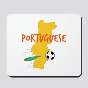 Portuguese Mousepad
