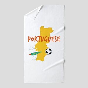 Portuguese Beach Towel