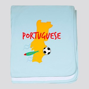 Portuguese baby blanket