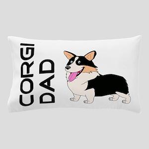 Corgi Dad Pillow Case