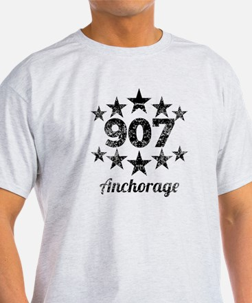 Vintage 907 Anchorage T-Shirt