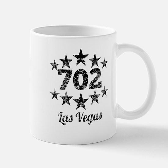 Vintage 702 Las Vegas Mugs