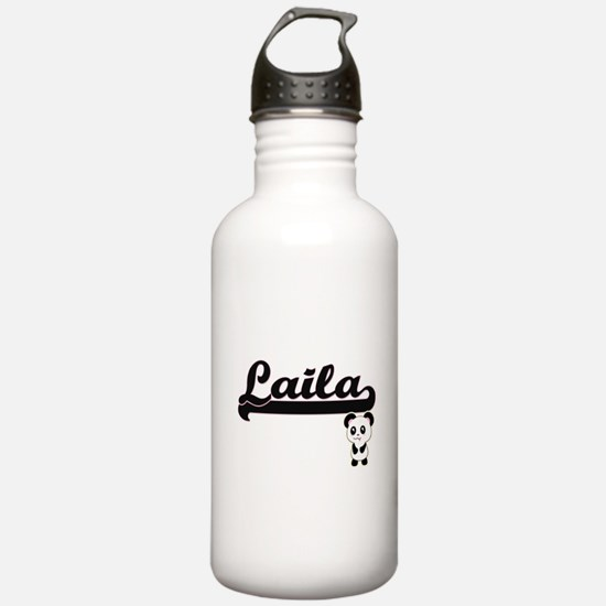 Laila Classic Retro Na Water Bottle