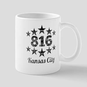 Vintage 816 Kansas City Mugs