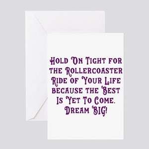 Rollercoaster To The Best Greeting Cards