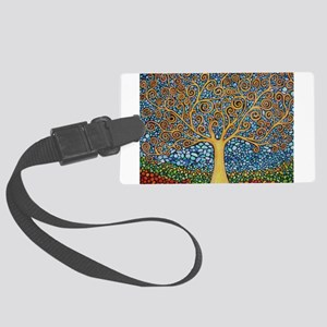 My Tree of Life Luggage Tag