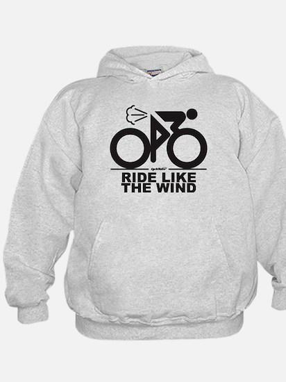 Ride like the wind Sweatshirt