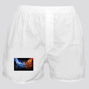 Fire and Ice Boxer Shorts