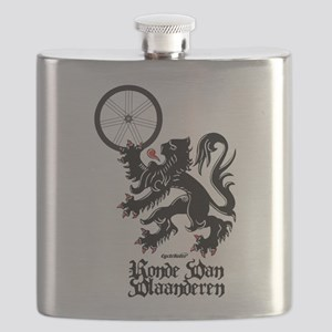 Tour of Flanders Lion Flask