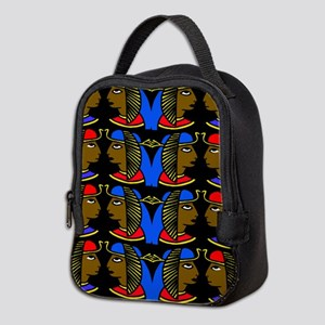 African history Neoprene Lunch Bag