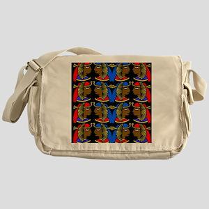 African history Messenger Bag