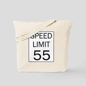 Speed Limit-55JPG.jpg Tote Bag