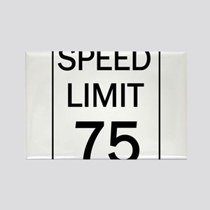 Speed Limit-75 Magnets