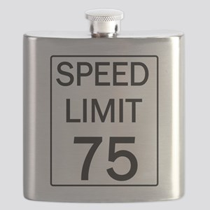 Speed Limit-75 Flask