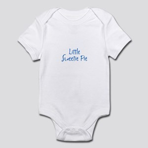 Little Sweetie Pie Infant Bodysuit