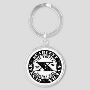 Nashville The Triple Exes Keychains
