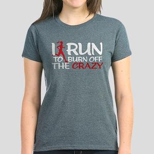 I RUN CRAZY T-Shirt