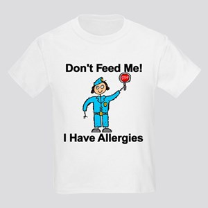 Don't Feed Me Kids Light T-Shirt