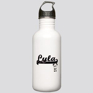 Lyla Classic Retro Nam Stainless Water Bottle 1.0L