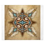 Native american style mandala 26 King